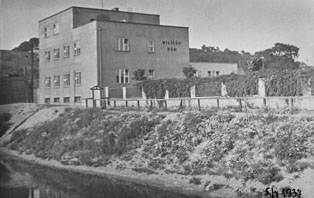 Prague Milíč House, in 1937.