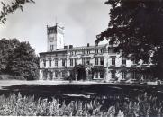 Zámek Kamenice v r. 1945