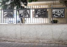 Výstava v Tel-Avivu