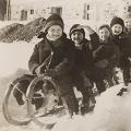 Vánoční svátky v ozdravovně v Mýtě v r. 1943 ve znamení karantény